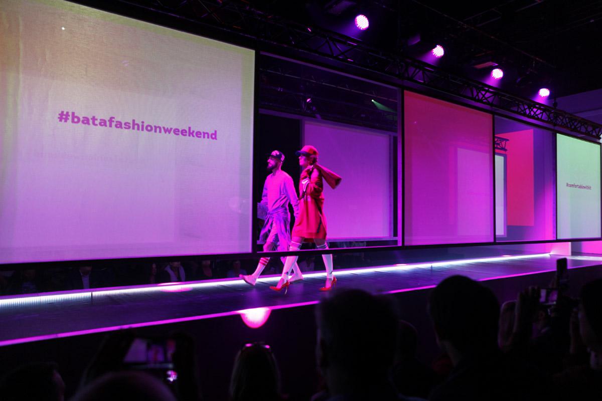 Fashion Show @ Bata Fashion Weekend
