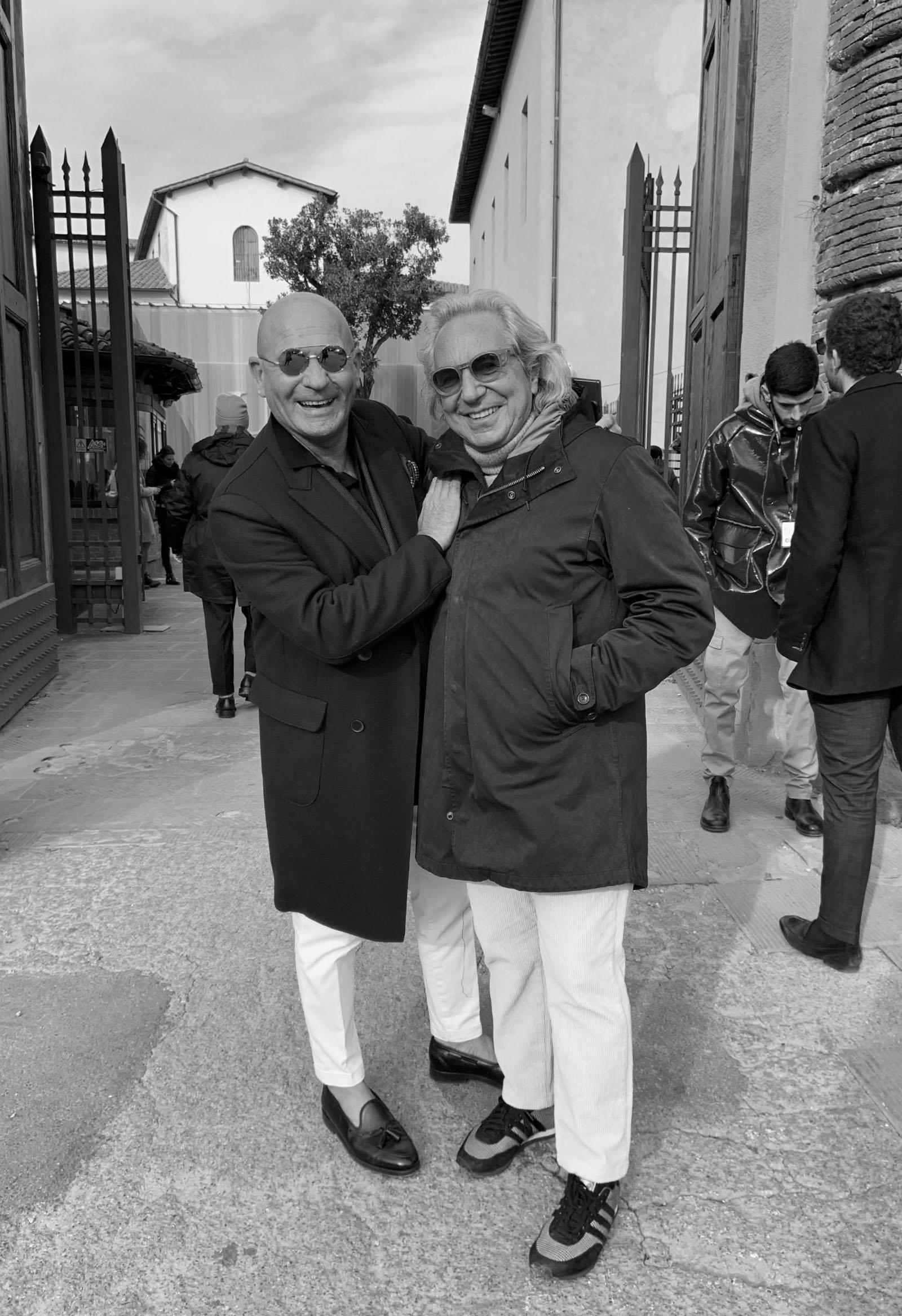 Alberto Del Biondi, Enzo Fusco, Blauer PU97