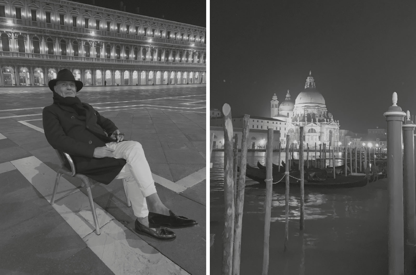 Alberto Del Biondi, Venezia