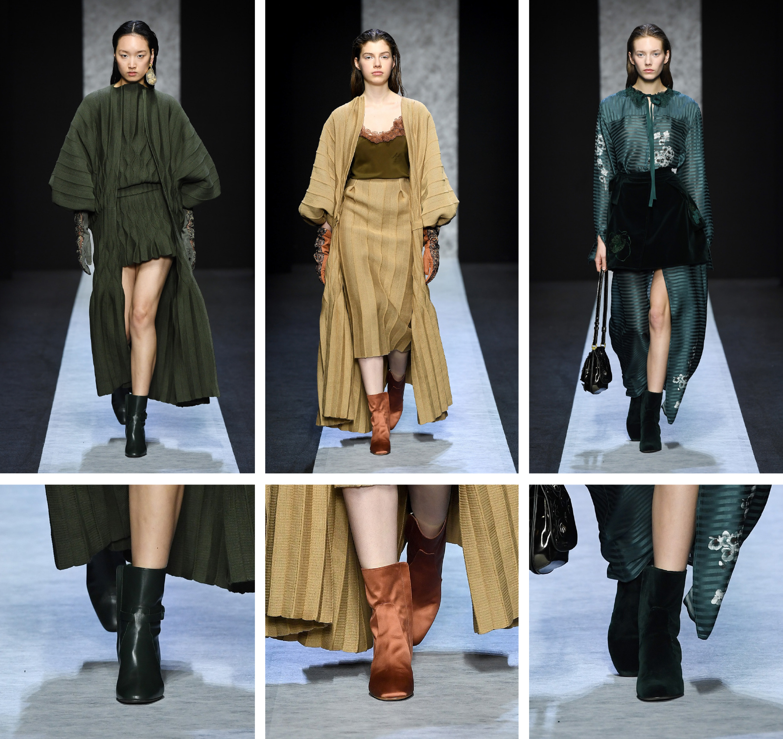 Alberto Del Biondi for Anteprima MFW Fall Winter 2020 2021